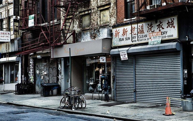 da sempre una delle zone più vive e creative, baluardo di una New York che sta scomparendo