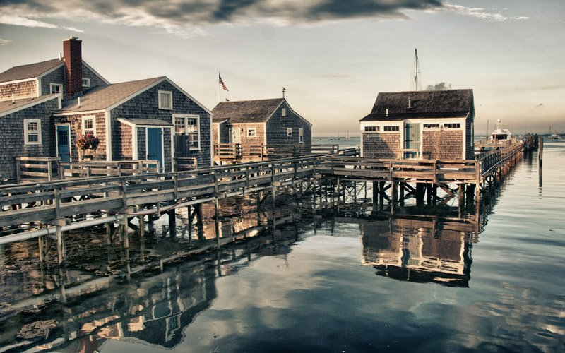 Martha's Vineyard and the beautiful island of Nantucket, for an amazing and relaxing time