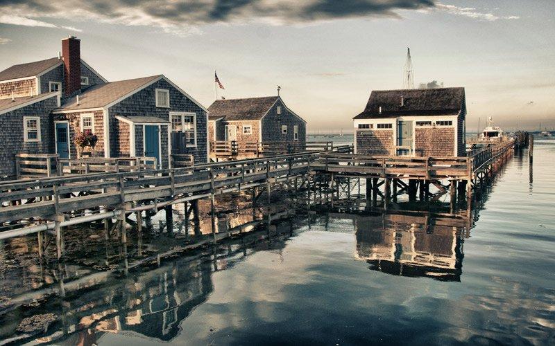 Martha's Vineyard e la splendida isola di Nantucket, per un relax pieno di fascino