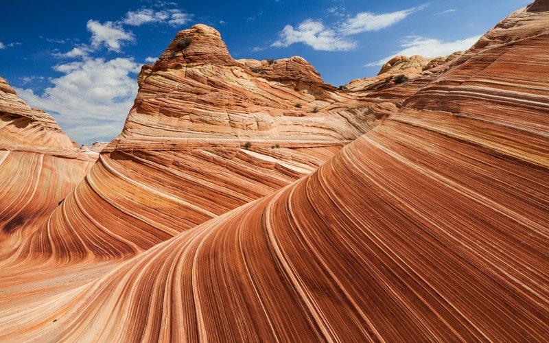 scoprire dove può spingersi la forza della natura a The Wave e Vermillion Cliffs