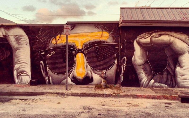 the place to be in Miami..un quartiere che ti stupirà per graffiti, locali e atmosfera!