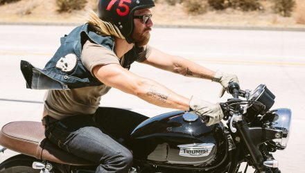 Tour in moto mare e montagna USA